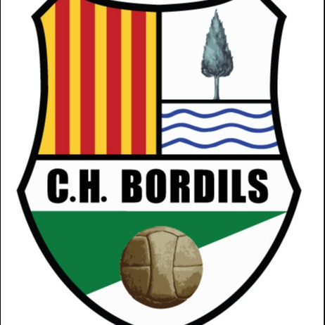 "CLUB HANDBOL BORDILS ""BLANC"""