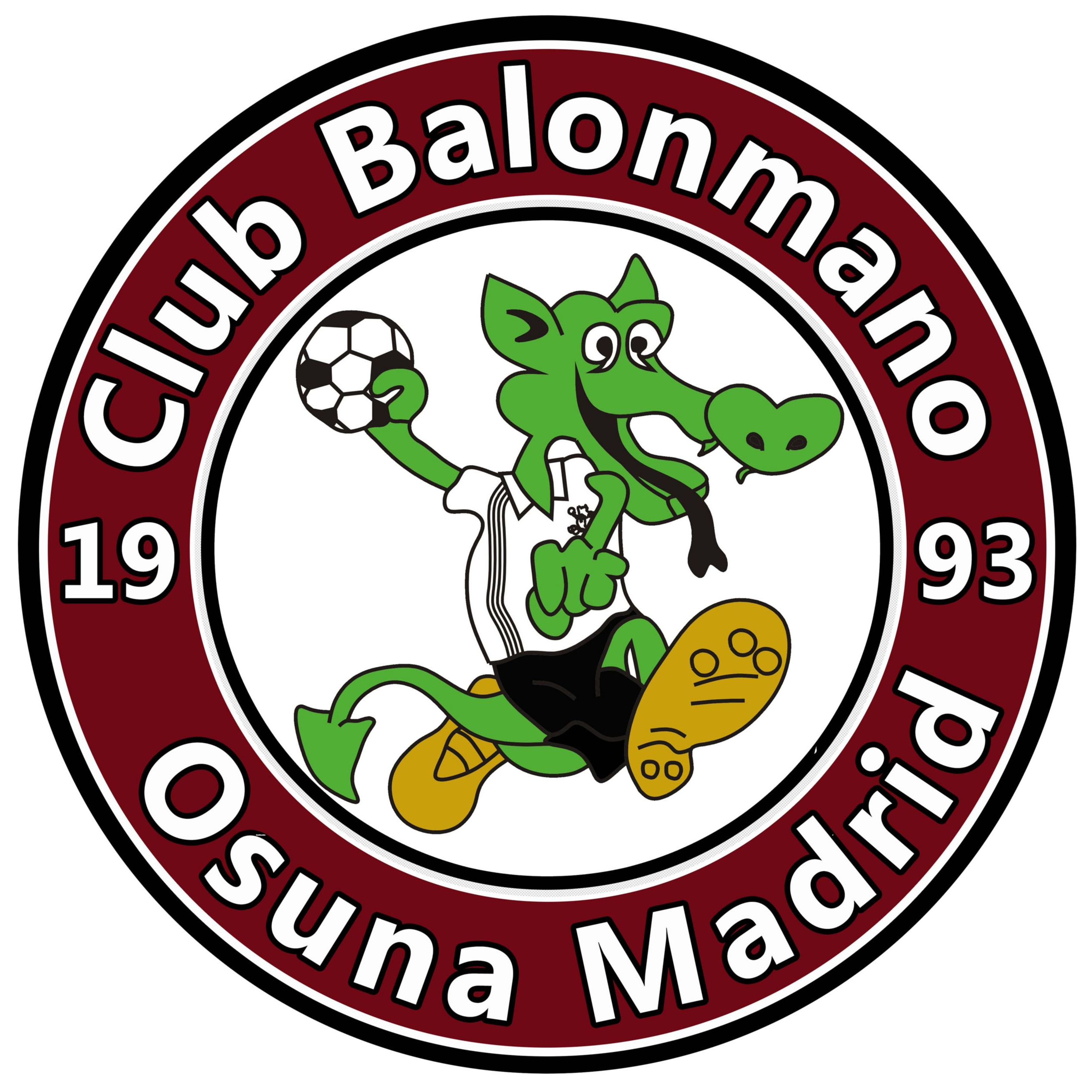CLUB BALONMANO OSUNA MADRID